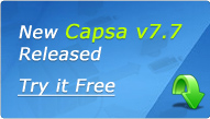 New Capsa v7.7 Released, Try it Free!